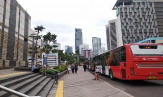 Baru Tiga Stasiun MRT Terintegrasi dengan Transjakarta