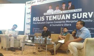 Basis Suara Capres di Sumut, Jokowi Maruf Kuasai Lumbung Suara