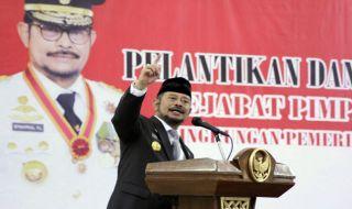 Mantan Gubernur Sulsel, Syahrul Yasin Limpo