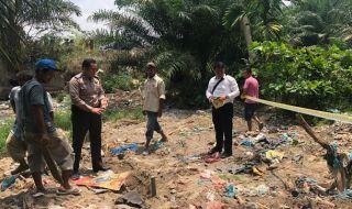 Bayi Laki-laki Ditemukan Tak Bernyawa Ditumpukan Sampah