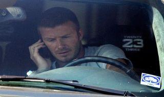 Beckham Diadili Gara-gara Nyetir Bentley Pinjaman Sambil Menelepon