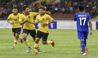 Beda Nasib Timnas Malaysia dan Indonesia