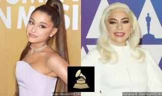 Belum Dihelat, Ariana Grande dan Lady Gaga Bawa Pulang Grammy Awards