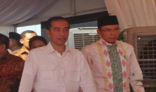 TGB dan Jokowi