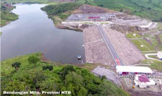 Bendungan Mila, Jujukan Baru Wisata Masyarakat Sumbawa Provinsi NTB