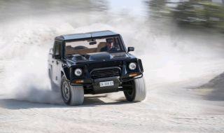 Berambisi Jual 8 Ribu Mobil Pertahun, Lamborghini Bangun SUV Off-road