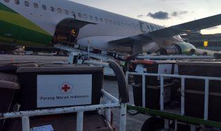 Bersama PMI, Citilink Kirim Bantuan untuk Korban Banjir Sentani