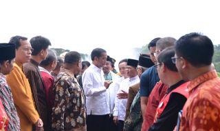 Bertemu Forum Lintas Agama, Jokowi Bahas Ini