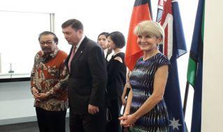 Menteri Luar Negeri Australia Julie Bishop