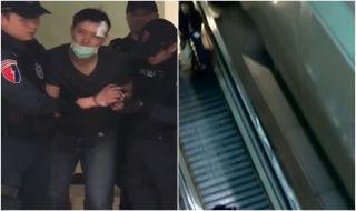 Bertengkar, Pria Lempar Istri dari Lantai Empat Bandara