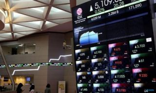 Bursa Efek Indonesia, defisit negara, BEI