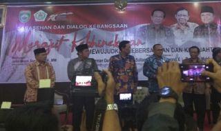 Bicara Demokrasi di Palembang, Mahfud MD Titip Pesan Jelang Pilpres