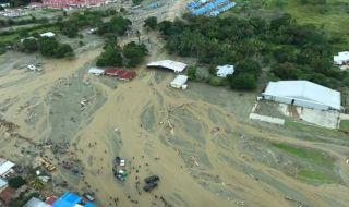 BNPB Sebut Korban Banjir Bandung Sentani Butuh Bantuan Dasar