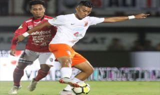 Liga 1 2018, Bali United, Borneo FC, Bali United 2-0 Borneo FC