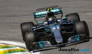 Valtteri Bottas, Lewis Hamilton, Mercedes, Formula 1, GP Brasil,