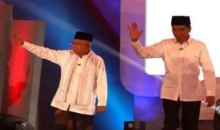 BPN: Elektabilitas Jokowi-Ma'ruf Terkunci, Sudah 'Lampu Merah'