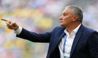 Tite, Timnas Brasil, Piala Dunia 2022