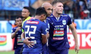 Liga 1 2018, PSIS Semarang, Persipura Jayapura, PSIS Semarang 2-1 Persipura Jayapura