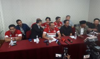 Persija Jakarta, PSSI, Haringga Sirila, Jakmania Meninggal di GBLA,