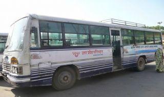 bus nyemplung ke kanal, bus, kecelakaan, india,