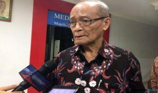Mantan Ketua Umum PP Muhammadiyah Buya Syafii Maarif