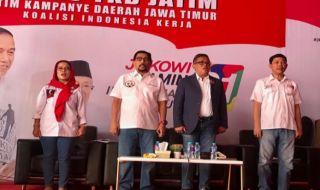 Caleg 9 Partai Akan Disanksi Bila Tak Sosialisasikan Jokowi-Ma'ruf Amin