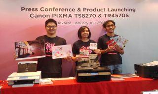 Canon Printer, Canon Pixma TS8270, Canon Pixma TR4570s