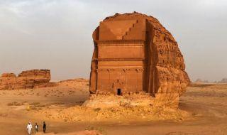 arab saudi, wisata arab saudi, kota al ula,