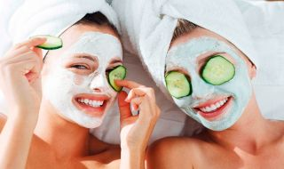 perawatan kulit wajah, masker wajah,