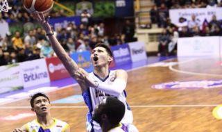 IBL, Daniel Wenas, Pelita Jaya, basket, Indonesia