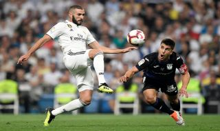 Real Madrid, Karim Benzema, Leganes, Julen Lopetegui