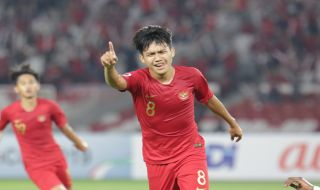 Piala Asia U 19 2018, Timnas U 19, Timnas U 19 Indonesia, UEA, Perempat Final, Witan Sulaeman, Jepang