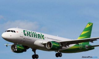 Citilink Sediakan Layanan Wifi Gratis di Dalam Pesawat, Amankah?