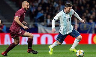 Comeback Messi Berakhir Pahit, Argentina Kalah dari Venezuela