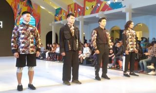 pekan mode, fashion nation 2019, batik,