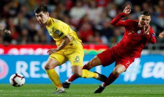 Cristiano Ronaldo Kembali, Portugal Hanya Raih Hasil Seri