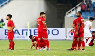 Cuma Lawan Indonesia, Brunei Darussalam Bisa Cetak Gol