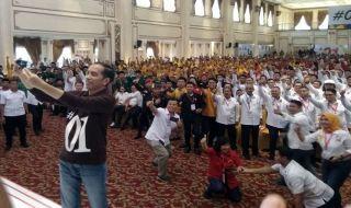 Curhat Diserang Hoax, Jokowi Minta Pendukungnya Lawan