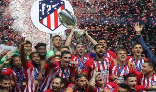 Piala Super Eropa 2018, Real madrid, Atletico madrid, derby madrid
