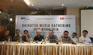 Daihatsu GIIAS 2018 Medan