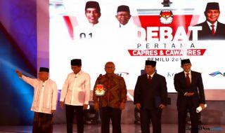 Debat Capres Perdana