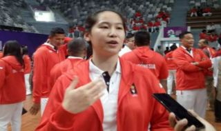 Asian Games 2018, basket, Priscilla Annabel Karen