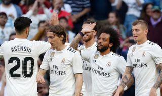 La liga 2018-2019, Real Madrid