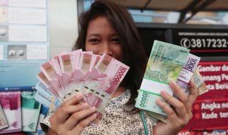 Uang Rupiah Paliu Arit