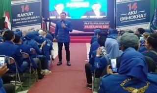 Di Depan Ratusan Kader, AHY Banggakan Kepemimpinan SBY