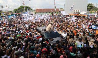 Di Mareuke, Prabowo Tegaskan Komitmennya untuk Indonesia Timur