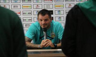 Simon McMenemy, Timnas Indonesia, Bhayangkara FC