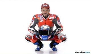 MotoGP, Andrea Dovizioso, Ducati, Desmosedici GP19