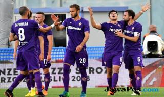 Fiorentina 3-0 Napoli, Hasil Fiorentina vs Napoli, Fiorentina, Napoli, Giovanni Simeone