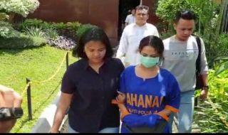 Dikeler ke Ruang Penyidik, Vanessa Sempat Kesal dengan Wartawan